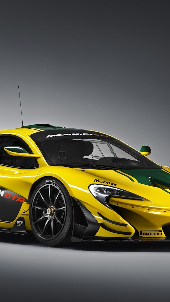 McLaren P1 GTR Limited Edition   Galaxy Note HD Wallpaper