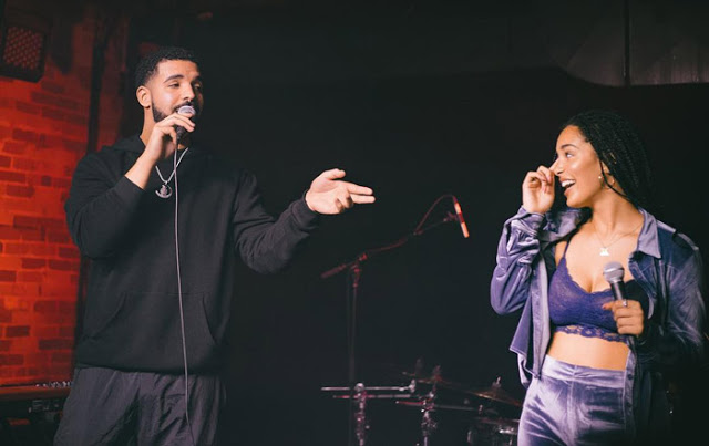 Drake feat Jorja smith - I could never [ Download Mp3 ]