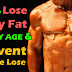 How to Lose Belly Fat at Any Age & Prevent Muscle Loss!