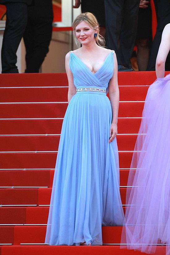 Kirsten Dunst Cannes Festival 2017