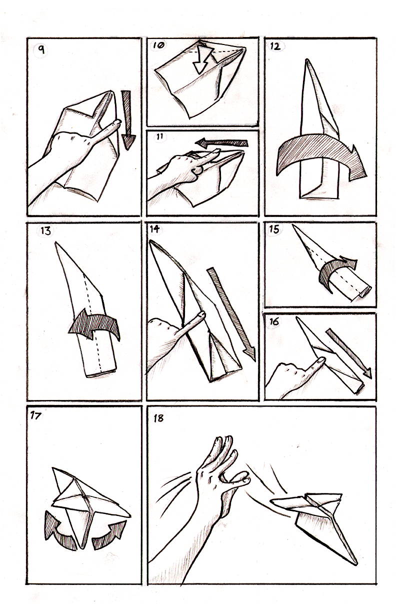DESIGN CONTEXT: How To//Paper Plane