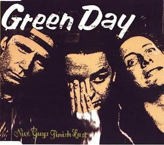 Green Day Lyrics - Nice Guys Finish Last