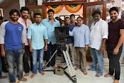 chiru150 movie opening photos-thumbnail-4