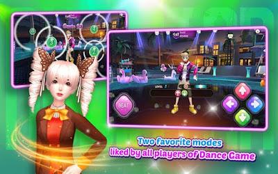 game nhảy au hiện đại