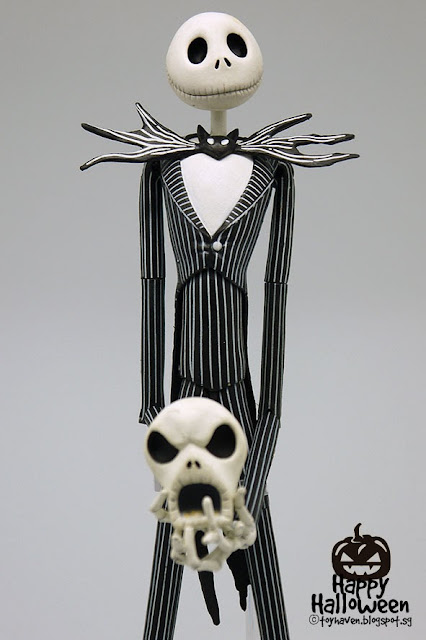 Toyhaven Happy Halloween With Jack Skellington From Tim Burton S 1993 The Nightmare Before Christmas