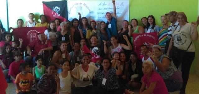 """Movimiento de Mujeres """"Ana Soto"""" conmemora Dia Internacional de la Mujer Trabajadora"""