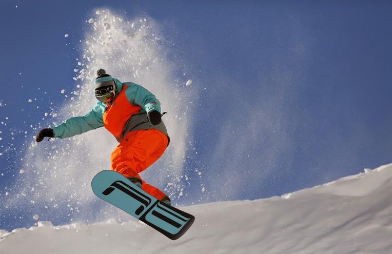 التزلج على الثلج