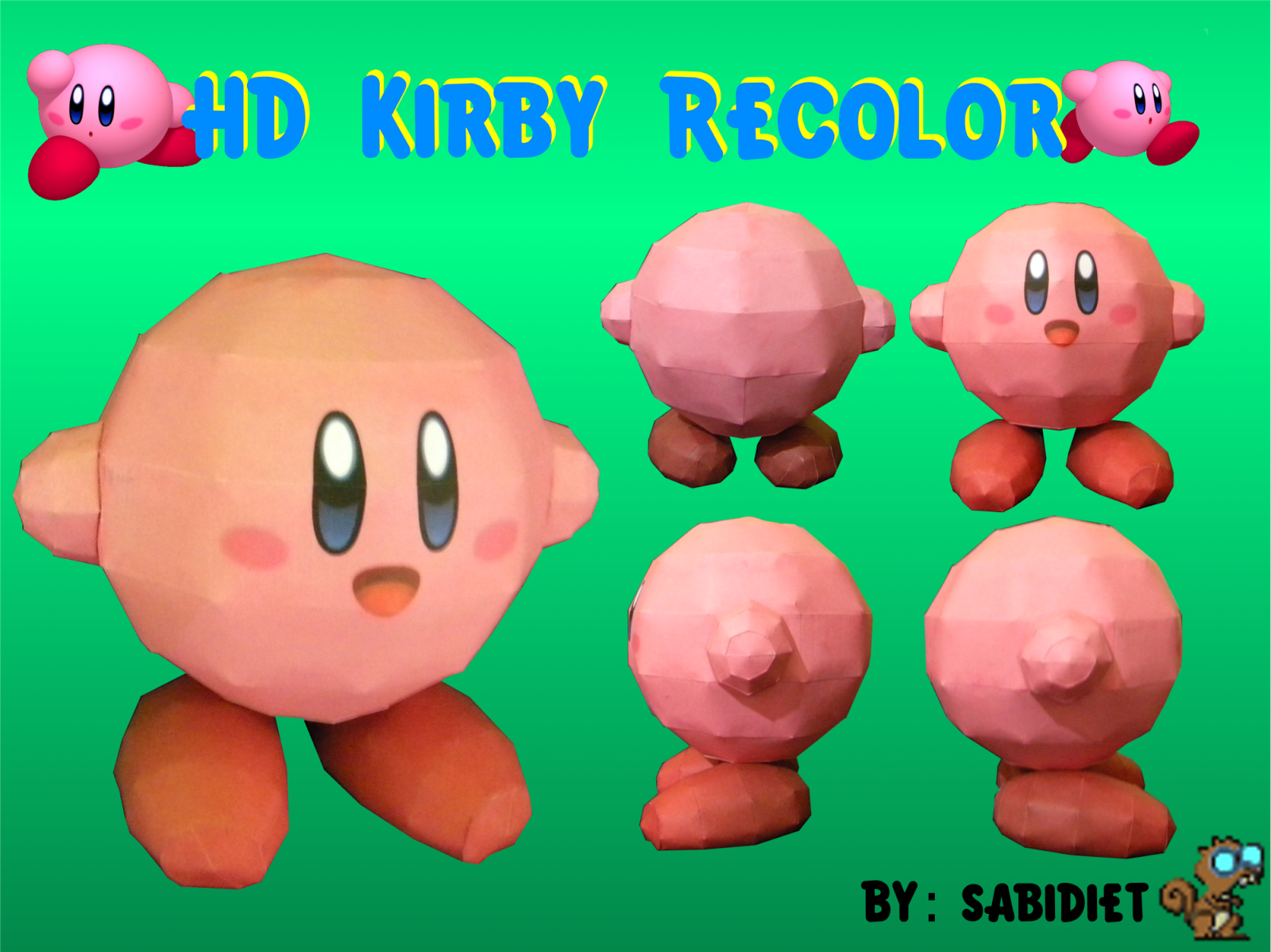 edit check out my recolors of this kirby the hd one is highly. Black Bedroom Furniture Sets. Home Design Ideas