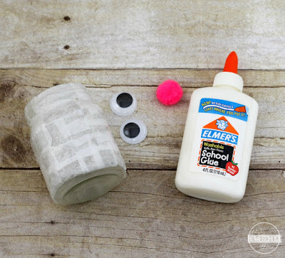 bunny crafts supplies