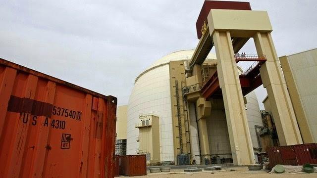 Russia bersedia bina 8 Reaktor Nuklear Iran