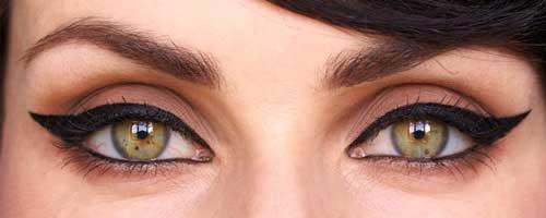 Como Hacer Un Delineado Ojos De Gato En 3 Sencillos Pasos