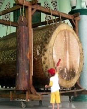 Jasa Pembuatan Bedug Masjid Ukuran120 cm x 170 cm