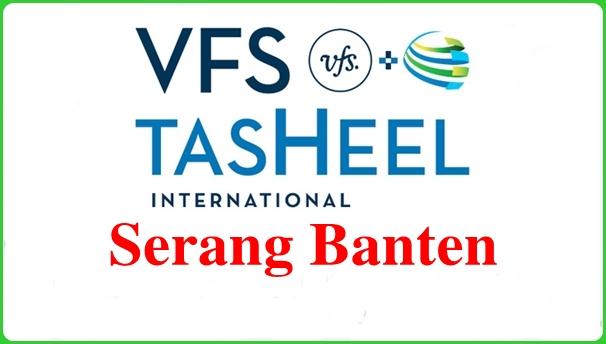 Kantor VFS Tasheel Rekam Biometrik Untuk Umroh di Serang Banten
