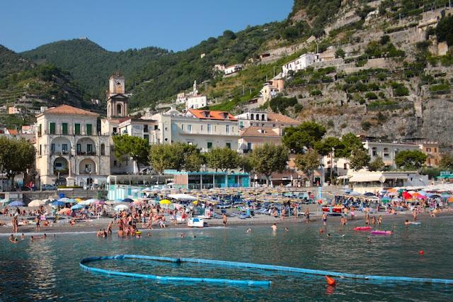 Minori, Beautiful Amalfi Coast Towns