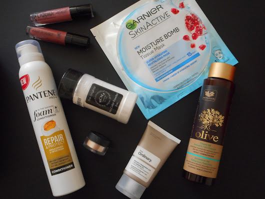 March Beauty Pick-Me-Ups