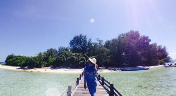 Pulau Cangke - Pantai Wisata Pangkep