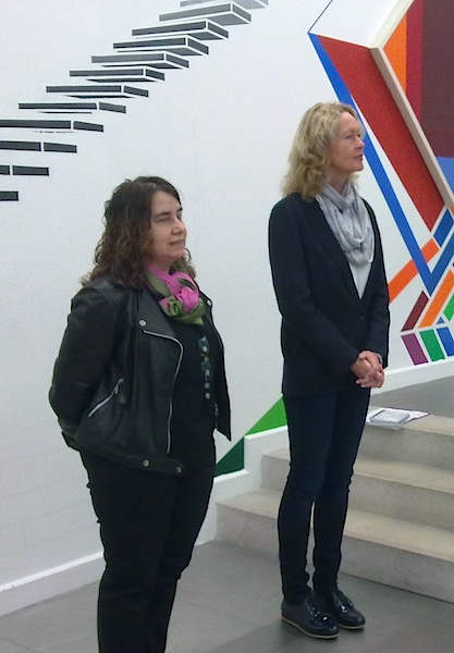 Renate Wiehager curator of Daimler Art Collection