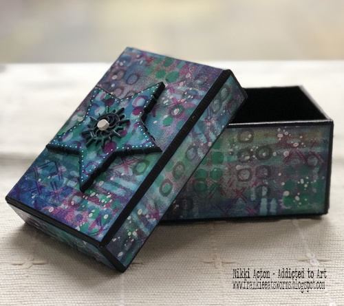 Altered Box - Nikki Acton