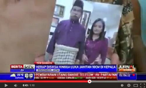 Amah Dakwa Di Dera & Di Pukul Raja Bomoh 1Malaysia