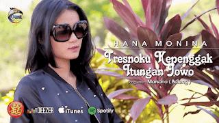 Lirik Lagu Tresnoku Kepenggak Itungan Jowo (Dan Artinya) - Hana Monina