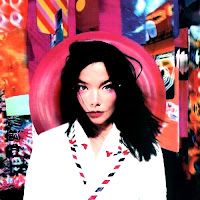 Cover of Bjork's Post album