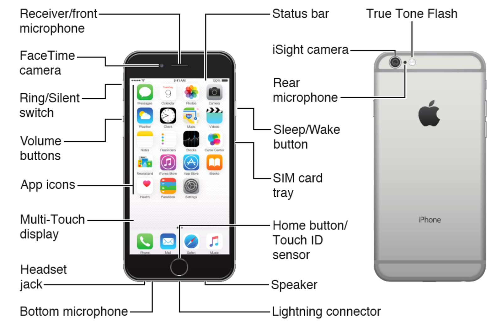 Iphone S Plus User Manual