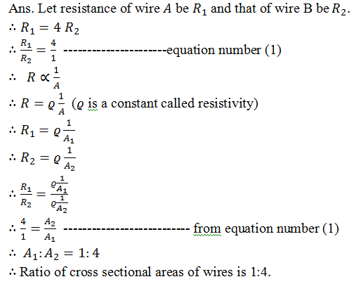 determining the resistance of nichrome using an equation (a) calculate the resistance per unit length of a 44 gauge nichrome wire of radius 0642 mm ω/m (b) if a potential difference of 111 v is maintained across a 100 m length of wire, what is the current in the wire.