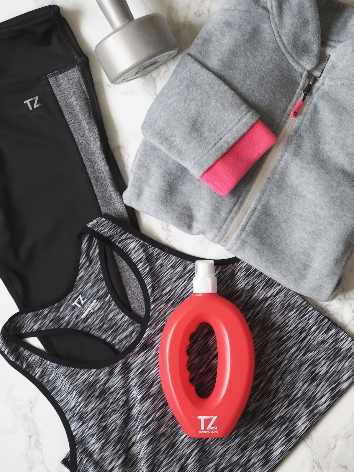 M&Co training zone gym fitness activewear Priceless Life of Mine Over 40 lifestyle blog