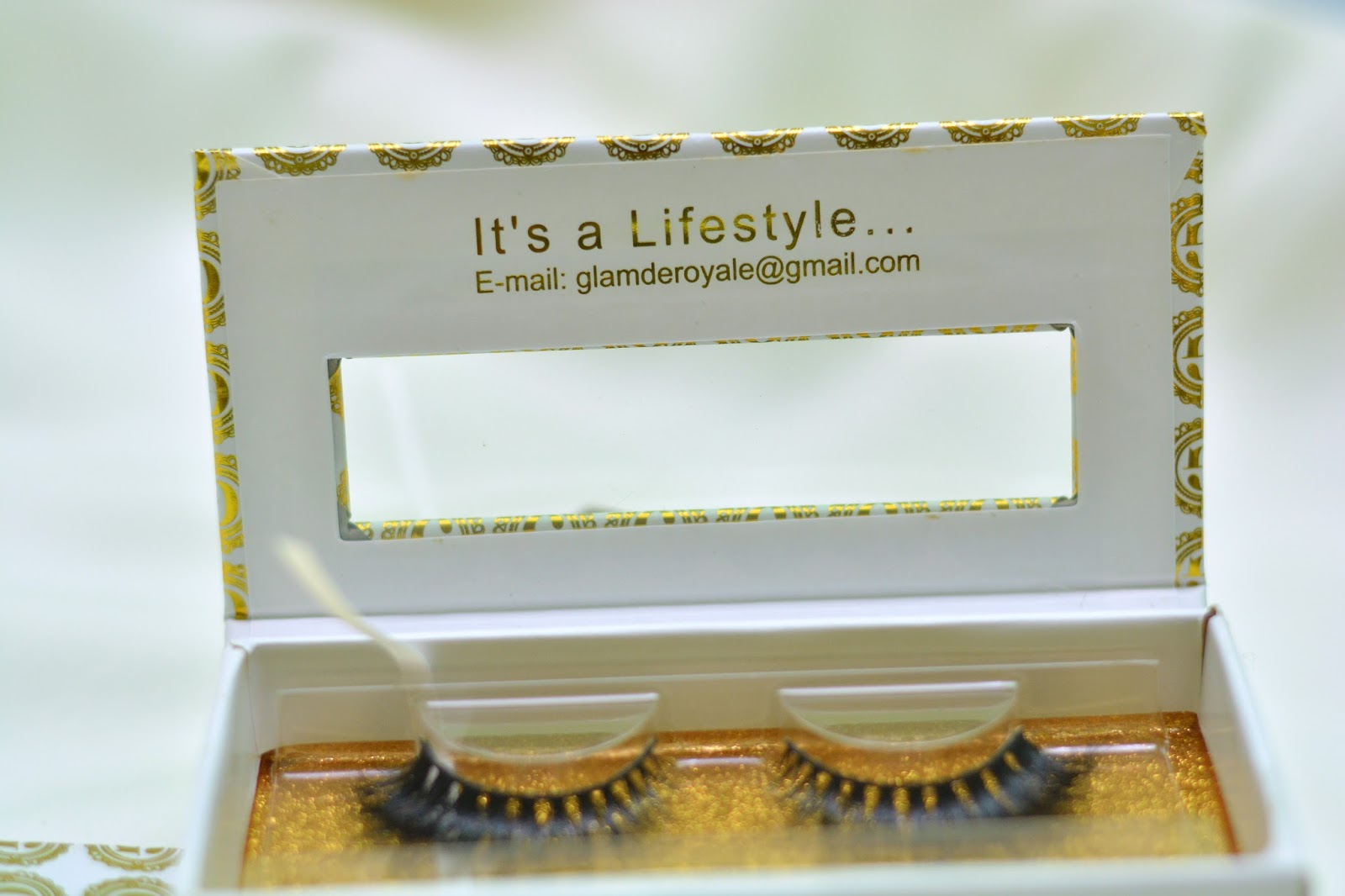 Glam DeRoyale 3D mink lashes Review