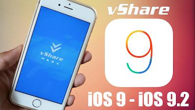 iOS, vShare app