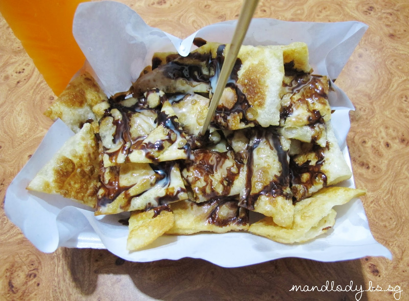 pratunam must eat street food