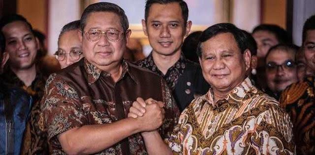 SBY Jadi Mentor, Prabowo Selangkah Lebih Maju Dari Jokowi