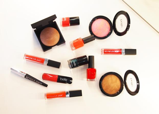 Maquillaje Verano Skeyndor y Belle