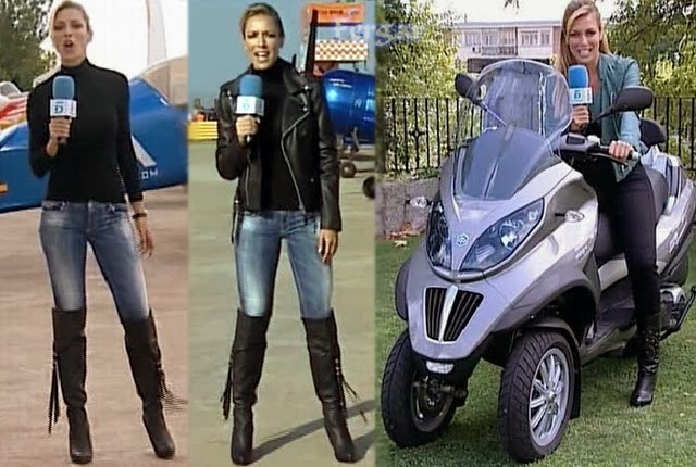 Carolina Alcázar Video Vaqueros Con Botas Mosqueteras