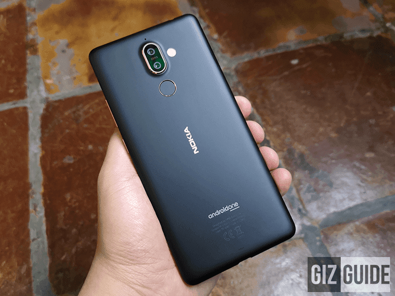 Nokia 7 Plus will be updated to Android Pie!