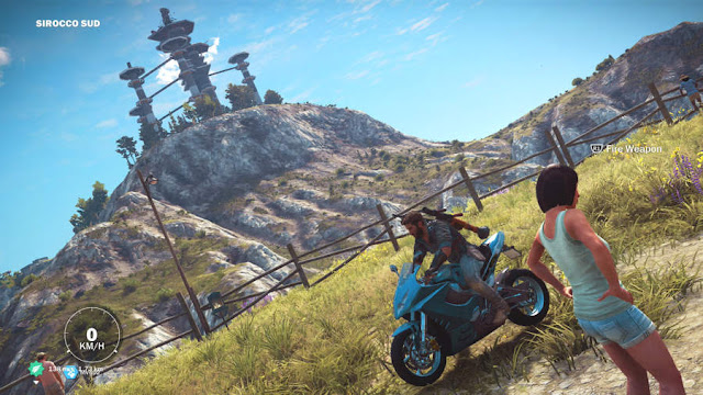 Just Cause 3 PC GamePlay