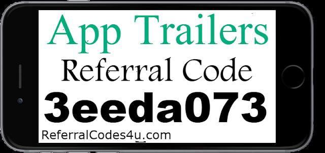 AppTrailers Referral Codes, Bonus Codes, Promo Code and Reviews 2020