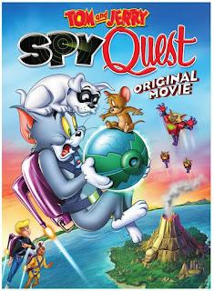Tom y Jerry: Misión espía (2015) Online