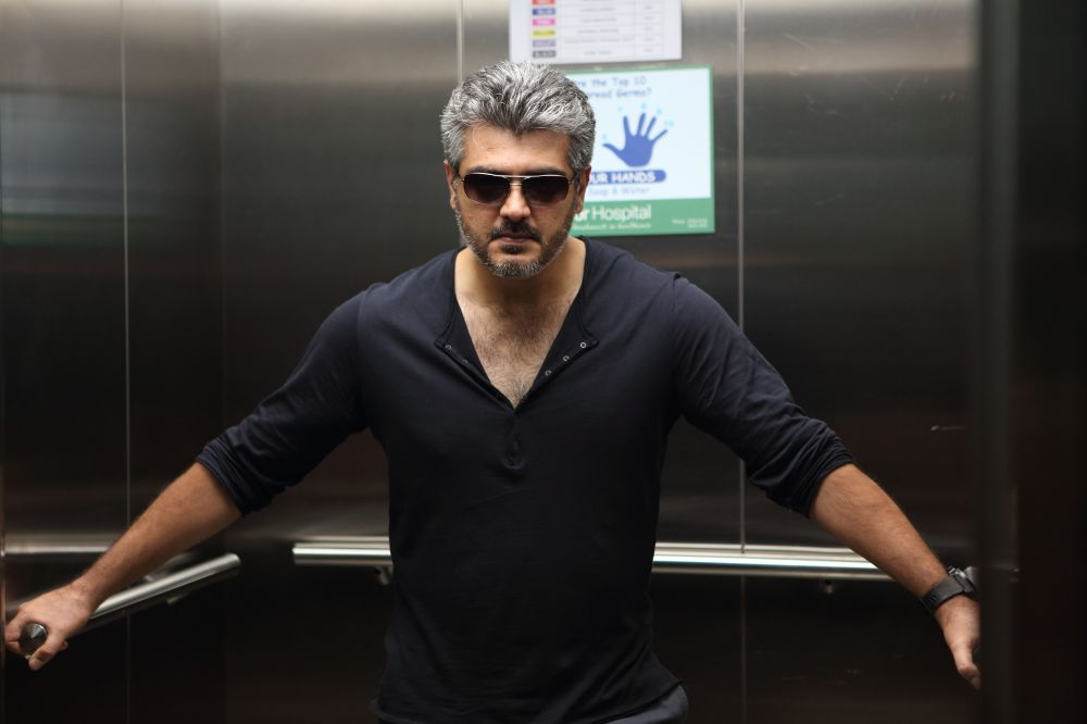 High Quality: Ajith in Arrambam Latest Unseen Photo Gallery