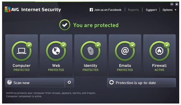 avg internet security 2016 serial key till 2020