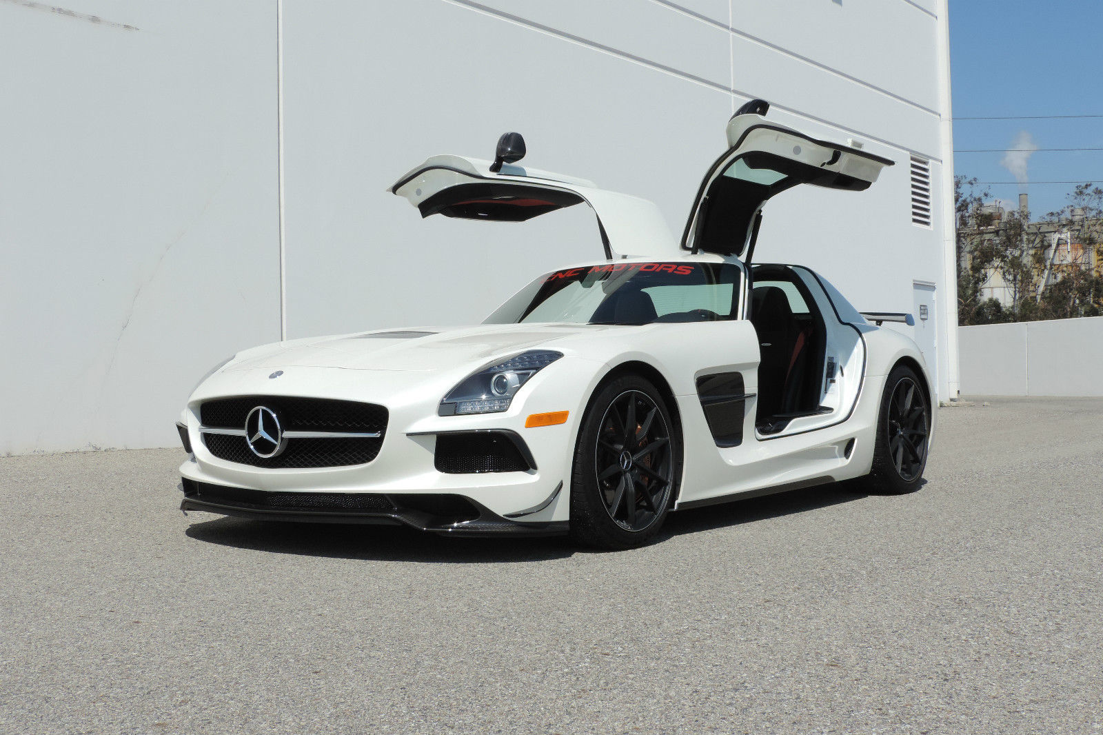 2014 Mercedes Benz Sls Amg Black Series Benztuning