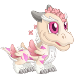 Dragon Sakura apparence de l'enfant