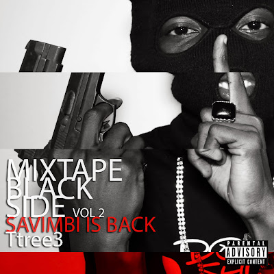Mixtape Black Side Vol 2 Savimbi is Back Ttree3‏
