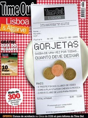 Gorjeta portugal