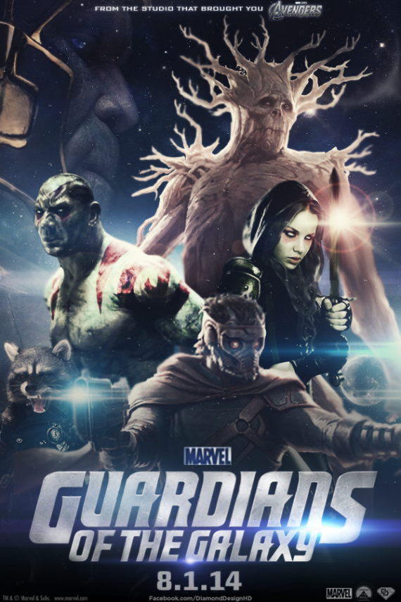 Sinopsis Film Guardians Of The Galaxy 2014