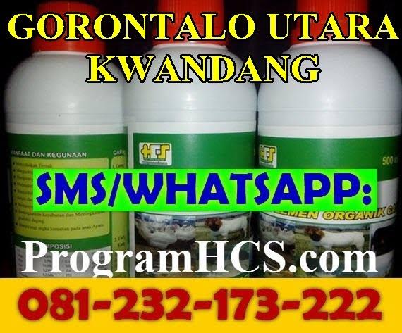 Jual SOC HCS Gorontalo Utara Kwandang