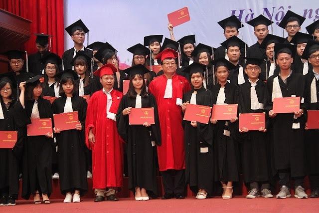 Thông báo tuyển sinh Thạc sĩ ngành Luật Kinh tế năm 2018