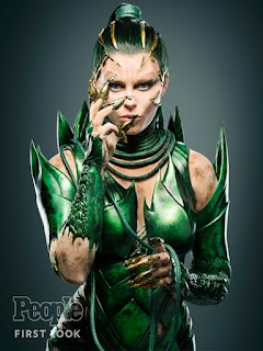 Rita Repulsa from the new POWER RANGERS movie
