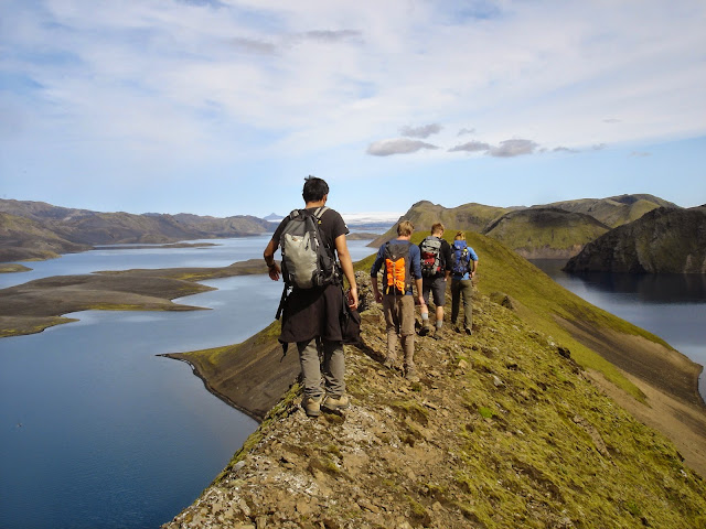 Hiking in Iceland - Iceland Hiking Experience