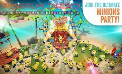 Download Minion Paradise v10.0.3336 Apk Mod Unlimited + Data